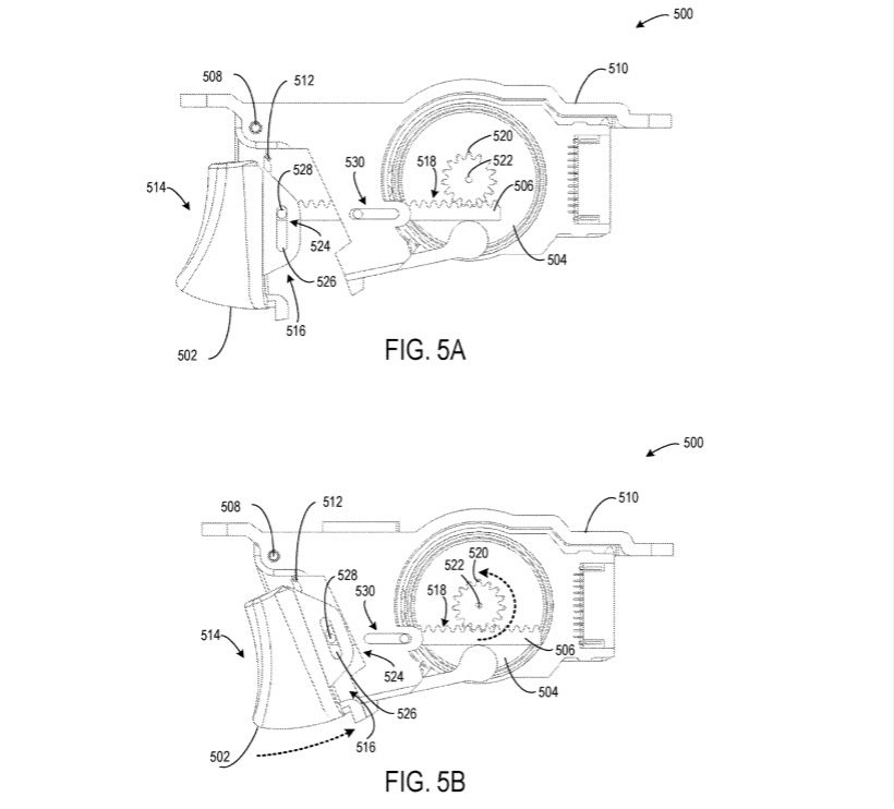 Xbox-One-Controller-Patents-03-Linear-Geared